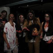 Halloween Zombie Gig