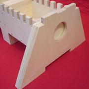 Sonderbau für Stahl Gewichte.