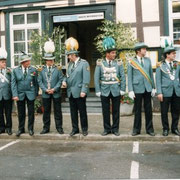 1990 Marktplatz Dannenberg