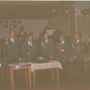 1990 Jens Hesebeck,Dieter Hesebeck,Willie Griebke,Karl-Heinz Scheidel,Willi Dibbert,Frank Borchert