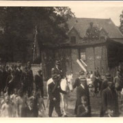 1949 König Friedrich Quast, der Ritter, genannt der Schimmelreiter