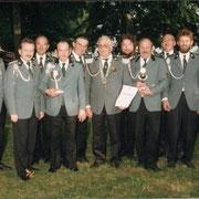 1990 König Karl Heinz Scheidel