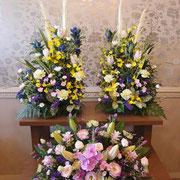 祭壇花セット