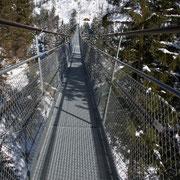 Raiffeisen Skywalk, Länge 373m, die längste Europas