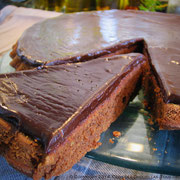 Tarte O ! chocolat, tout chocolat