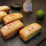 Mini cakes moelleux au yaourt de brebis et miel de Sologne