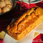 Cake moelleux aux framboises