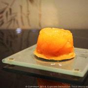 Mini tatin aux pommes caramélisées au sirop d'érable