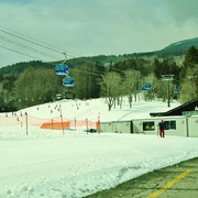 杉ノ原スキー場。