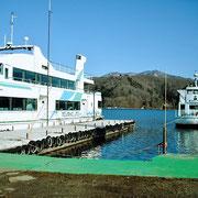 野尻湖はワカサギ釣の穴場です。