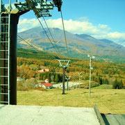 妙高山に向って行きます。