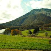 黒姫の牧場も、シーズンオフに入ります。