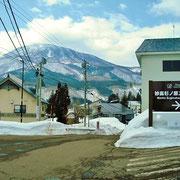 黒姫山とのツーショットです。