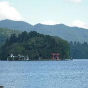 野尻湖です。