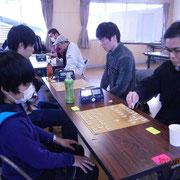 こちらも有望な小学生選手。中学に行っても将棋がんばってね。