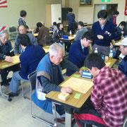軽井沢勢がA級にてベテラン強豪相手に奮戦しております。軽井沢高校は翌週の山梨YBS杯にも参戦。阿智中学校と共に爽やかな新風を吹かせておりました。