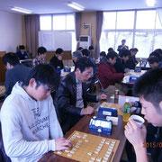 左は第1回めも参加してくれた岩村田高校OB。