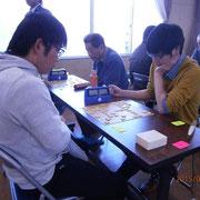 岩村田OBVS上田千曲OB。時代は重なってないのですが、ふたりとも東信地区では印象的な選手です。高校卒業後も将棋を続けている姿、喜んでいる人多数ですね!