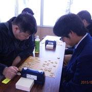 長野の強豪先生と軽井沢高校の生徒さん。強い人にじっくり教えてもらえる機会。嬉しいですね。