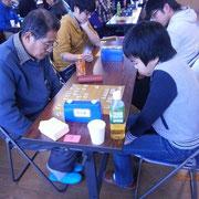 なんで軽井沢でこの対局!?もったいない!という長野シニア強豪VS小学生強豪。
