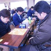 岩村田OBVS小諸支部長さん。
