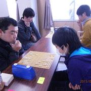 ご存知、北部遠征師団長先生VS上田の強豪小学生(もうすぐ中学生)