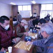 野沢南VS軽井沢支部の大ベテラン。