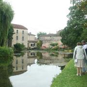 Le Romède à Veillard (16200 BOURG-CHARENTE) - Sur le circuit de visite des Pineau des Charentes  du Domaine Pautier