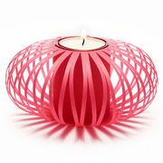 collec, Franziska Aeschimann Faltlicht pink