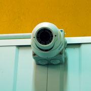 Cámaras de Videovigilancia con sensor de movimiento