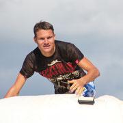 Triathlon-Nachwuchstalent Julian Erhardt