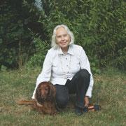 Frau Wirtz-Heinecke mit Jeanette