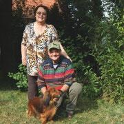 Helga und Dieter Kokot mit Vivaldi