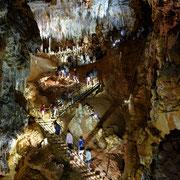 Grotte de Clamouse, Herault, Zuid-Frankrijk