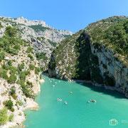 Gorges du Verdon, Zuid-Frankrijk