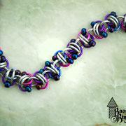 Shades of Purple & Aluminum