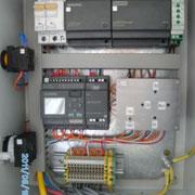 Hand - Automatikbetrieb mit SPS Steuerung