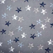 Multi ster grijs blauw