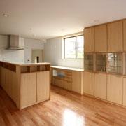 キッチン・食器棚