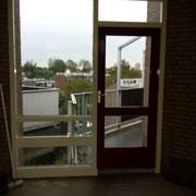 appartementen complex Akkerdreef Zoetermeer
