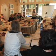 Lehrerfortbildung der SBA Dresden
