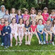 LEONCINI - Scuola Infanzia anno scolastico 2014/2015