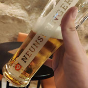 Nicht zu verachten: Neunspringe als Bier!