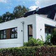 Wohngebäude | 1 WE | Erweiterung und Bestand | Energieffizienz EnEV | Hamburg | 2016
