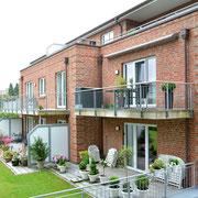 Wohngebäude | 8 WE mit Tiefgarage | Energieeffizienz KfW 70 | Norderstedt | 2013