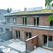 Wohngebäude | 3 WE + 10 WE mit Tiefgarage | Energieeffizienz KfW 70 | Hamburg | 2016