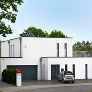 Wohn-Praxisgebäude | Energieeffizienz EnEV | Norderstedt | 2012