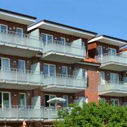 Wohngebäude | 12 WE mit Tiefgarage | Energieeffizienz EnEV | Norderstedt | 2016