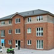 Wohn-Bürogebäude | 7 WE | Energieeffizienz KfW 70 | Norderstedt | 2014