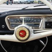 Tableau de bord Simca Aronde P60 Super 1964